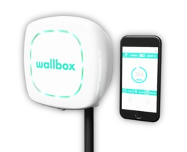 Wallbox Pulsar PLUS Type 1 - Wit
