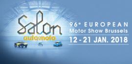 Elektrische auto's autosalon België