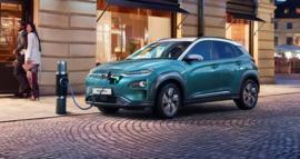 Hyundai KONA electric laadkabels en laadpalen