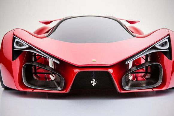 Ferrari komt met een elektrische supercar!