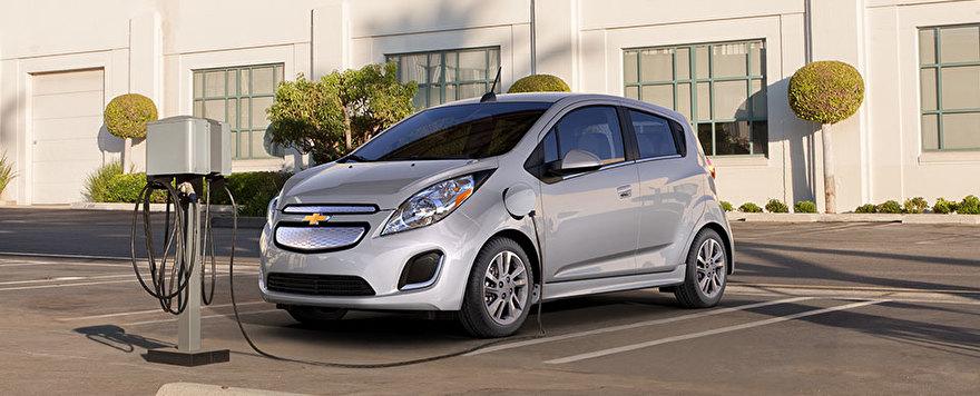Chevrolet Spark EV laadkabels en Thuisladers