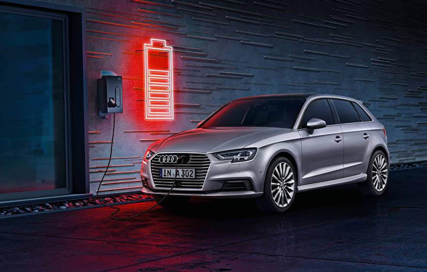 Audi A3 Etron laadkabels laadpalen thuisladers