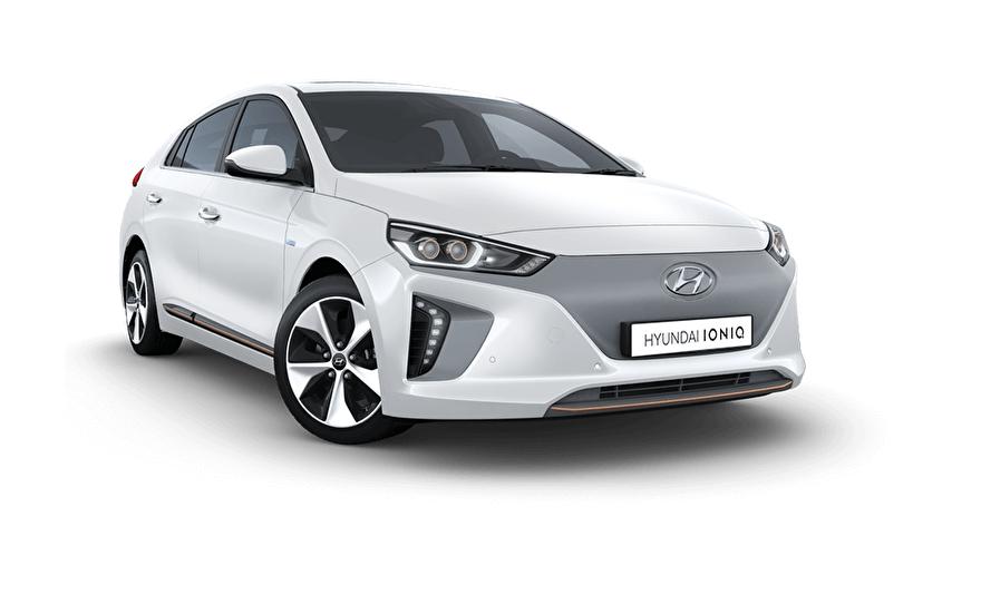Hyundai IONIQ EV laadkabels en laadpalen
