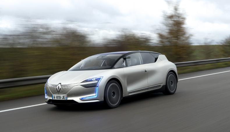 Renault Symbioz laadpalen en laadkabels