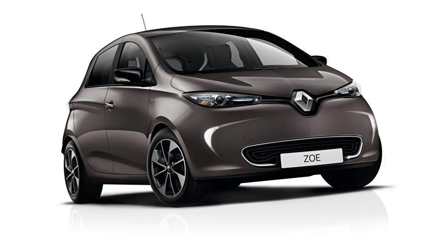 Renault Zoe laadkabels en laadpalen