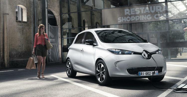 Renault Zoe laadkabels - Hoofdafbeelding - laden