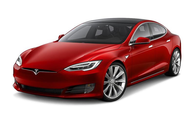 Tesla Model S laadkabels en laadpalen