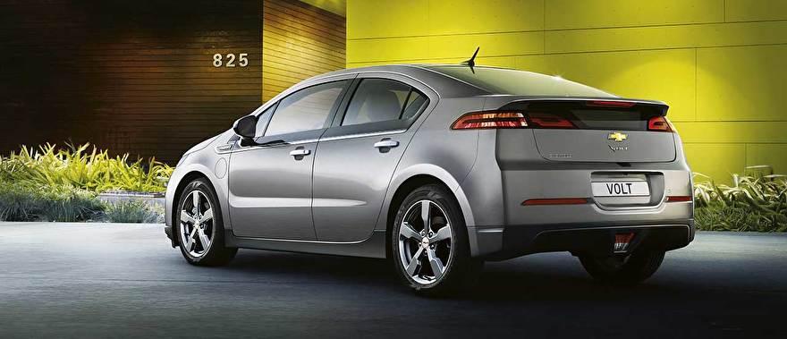 Chevrolet laadkabels laadpalen thuisladers