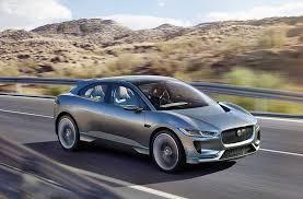 Jaguar I-Pace Concept laadkabels en laadpalen