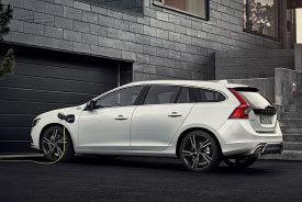 Volvo V60 Hybrid laadkabels en laadpalen