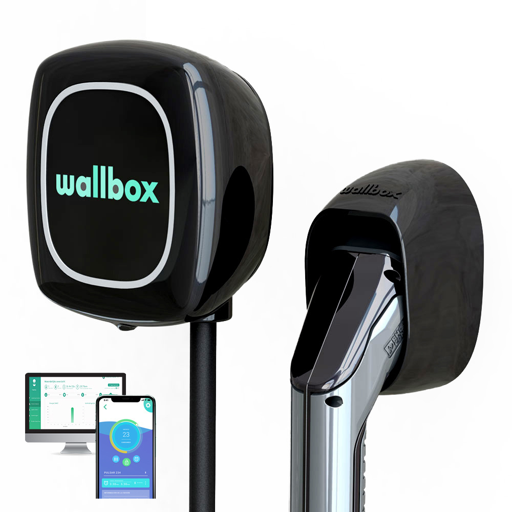 Wallbox Pulsar Plus