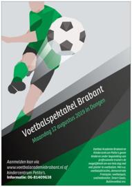 Voetbalspektakel Dongen maandag 12 augustus 2019