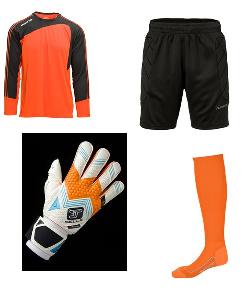 Kledingset Keepers Voetbal Academie Nederland