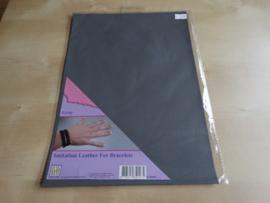 Nepleer Gray A4 formaat