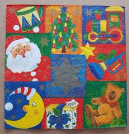 kerst met diverse plaatjes