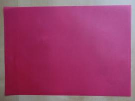 Perkamentvel Roze