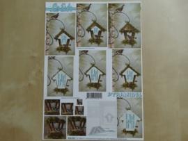 3d knipvel Pyramides Le Suh 630.033