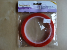 Tape Extra Sticky tape 12mm  10mtr x 12mm