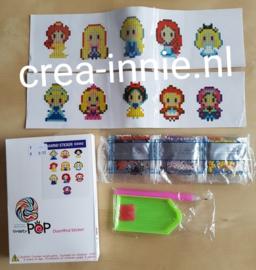 stickers SS002 meisjes