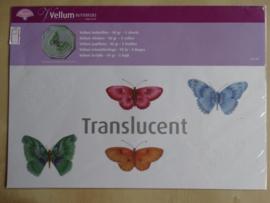 Vellum Vlinders 5 A4 formaat