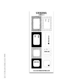 Stickervel | Labels | #1