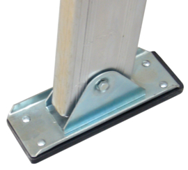 FACAL zwenkbare laddervoet groot - FAPSG