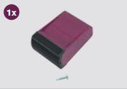 K201294 Krause Corda stabiliteitsbalkvoet Violett 71,5 mm