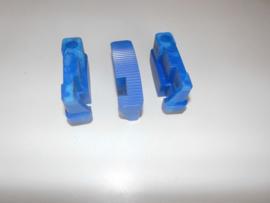 290090L Solide Laddervoet 90 mm voor touwoptrekladder, links