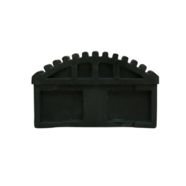 527006 CAGSAN Laddervoet 75 x 25 mm