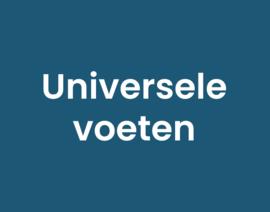 UNIVERSELE VOETEN