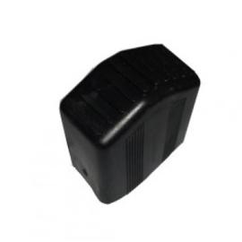 Facal PL-012z laddervoetje punt zwart 24 x 60 mm