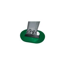 FACAL zwenkbare laddervoet, ovale uitvoering - FAPS0