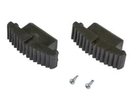 ESL001/81 - Set van 2 laddervoetjes 81 mm voor Escalo Nivodor ladder