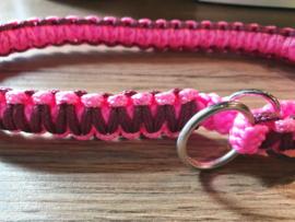 HalfCheck PPM/Cobra - Maat L - Pink Roze - Aubergine/Pink