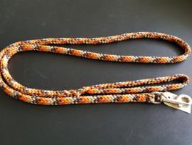 Standaardlijn 160 cm - Oranje/Bruin/Beige