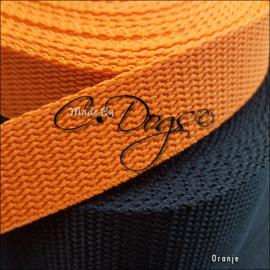Oranje - 10mm  |  prijs per meter