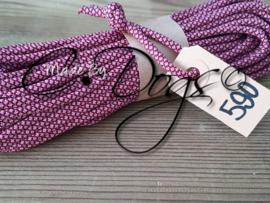 590 - Burgundy/Lavender