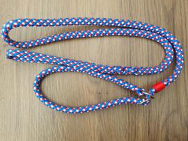 Jachtlijn 150 cm - Rood/Wit/Blauw