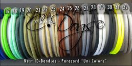 ID-Bandjes (B) BreakAway    Uni Colors - Maat 2 - Per Stuk v.a