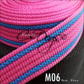 M06 - Roze/Blauw