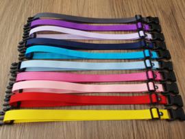 Maat 3 - ID-Bandjes (C) Ribbon Uni - Complete Set (10)