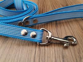 AntiSlip HondenLijn - PPM Band - 300 cm - Konings Blauw