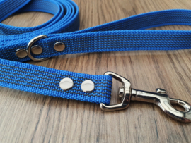 AntiSlip HondenLijn - PPM Band - 300 cm - Kobalt Blauw