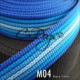 M04 - Blauw Streep