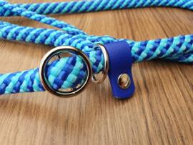 Jachtlijn 180 cm - Turquoise/KobaltBlauw