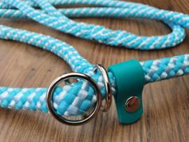 Jachtlijn 150 cm - Turquoise/BabyBlauw