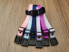 Maat 1 - ID-Bandjes (C) Ribbon Uni - Complete Set (7)
