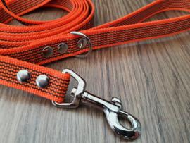 AntiSlip HondenLijn - PPM Band - 300 cm - Oranje