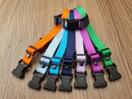 Maat 1 - ID-Bandjes (C) Ribbon Uni - Complete Set (8)