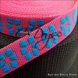 Roze/Blauw - 15mm